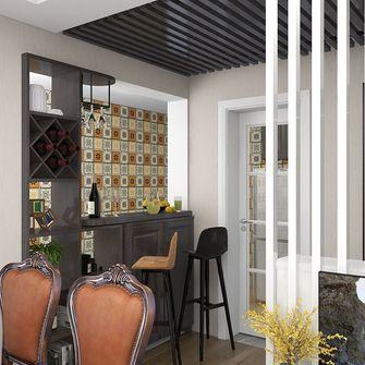 5-10万40平米小户型美式风格餐厅图片