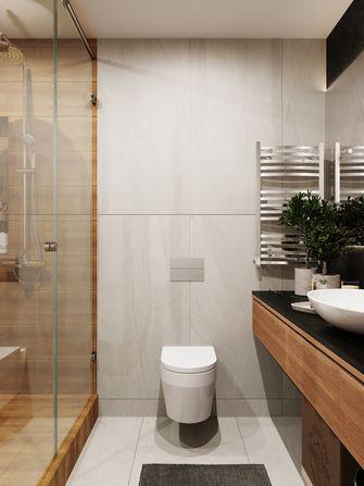 10-15万100平米三室两厅轻奢风格卫生间设计图