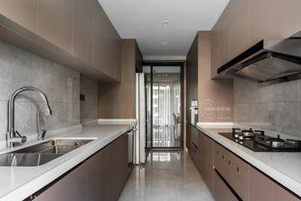 富裕型140平米四室两厅混搭风格厨房图