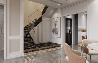 豪华型140平米复式美式风格走廊装修案例