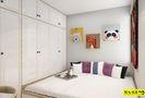 经济型80平米北欧风格卧室装修效果图