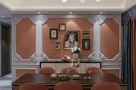 140平米四混搭风格餐厅设计图