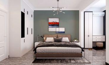 90平米三室一厅港式风格卧室装修案例