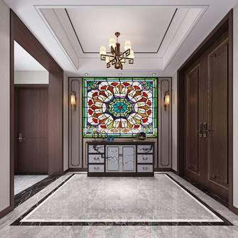 20万以上140平米中式风格走廊效果图