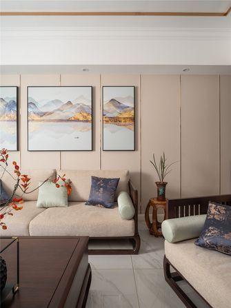 10-15万三室三厅中式风格客厅图片
