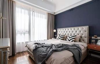 80平米法式风格卧室设计图