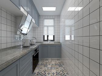 5-10万110平米三室两厅现代简约风格厨房装修效果图