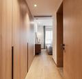 富裕型110平米三现代简约风格走廊图片