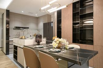 10-15万70平米一室一厅轻奢风格厨房装修案例