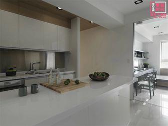 100平米三室两厅港式风格厨房装修图片大全