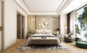 15-20万140平米四室两厅混搭风格卧室图
