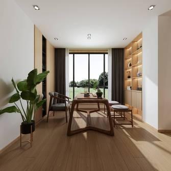 140平米复式日式风格其他区域装修图片大全