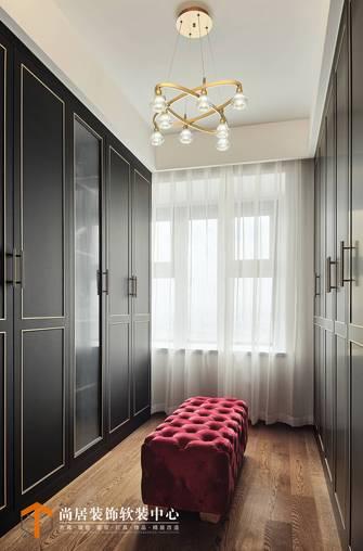 15-20万120平米三室两厅法式风格衣帽间装修图片大全
