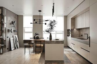 10-15万60平米一室两厅现代简约风格餐厅装修图片大全