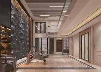 20万以上140平米别墅欧式风格健身房图片大全