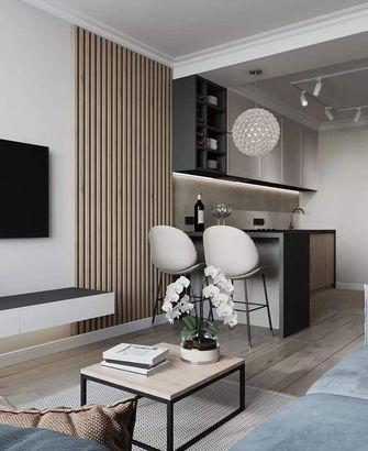 经济型70平米混搭风格客厅图