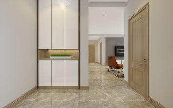 经济型140平米三室两厅北欧风格玄关图片