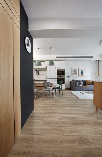 经济型100平米三室两厅北欧风格玄关图