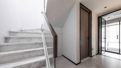 20万以上140平米四室两厅现代简约风格楼梯间装修效果图