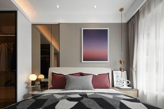 富裕型120平米三现代简约风格卧室欣赏图