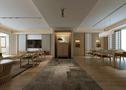 110平米三欧式风格客厅装修案例