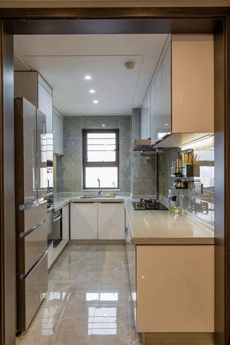 经济型100平米现代简约风格厨房欣赏图