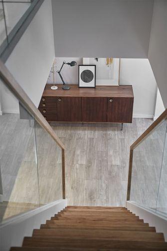 20万以上140平米复式北欧风格楼梯间效果图