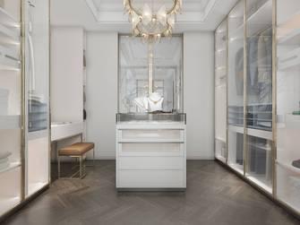 140平米四室两厅法式风格衣帽间图片
