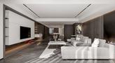 5-10万140平米四室一厅北欧风格客厅图片大全