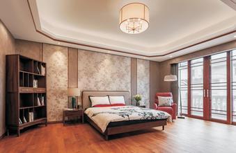 140平米四室两厅中式风格卧室图片