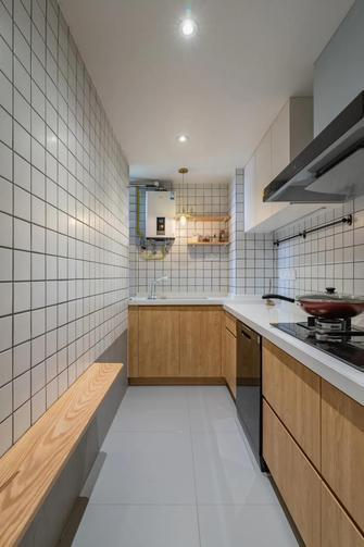 10-15万80平米日式风格厨房效果图