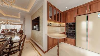 20万以上140平米三室一厅新古典风格厨房图片大全