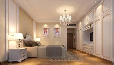 富裕型140平米四欧式风格卧室图片大全