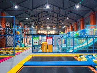 引力湃蹦床乐园·运动游乐中心·团建派对