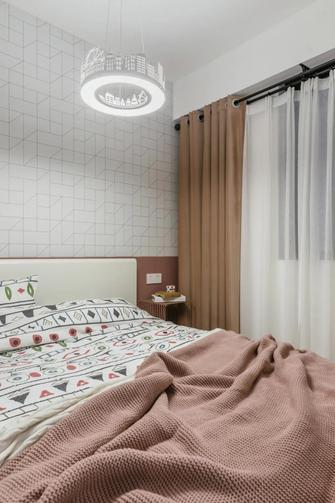 富裕型100平米三混搭风格青少年房效果图