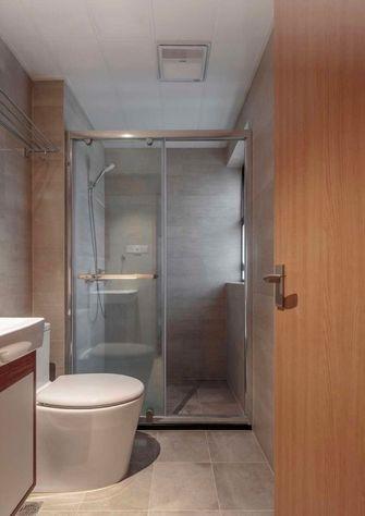 90平米日式风格卫生间图片大全