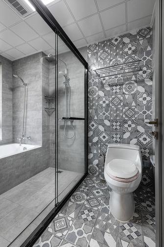 15-20万90平米三室两厅混搭风格卫生间设计图