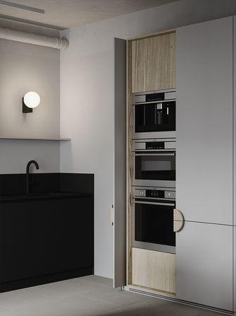 100平米三室两厅现代简约风格厨房图片