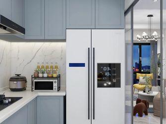 经济型120平米三室两厅欧式风格厨房装修效果图
