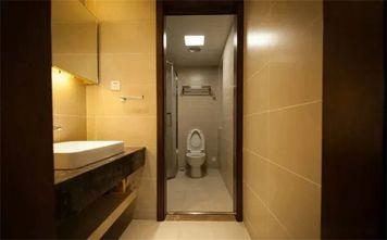 经济型100平米日式风格卫生间装修图片大全