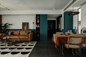 富裕型30平米以下超小户型欧式风格餐厅图