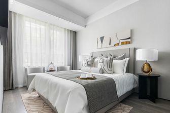 富裕型120平米三室两厅现代简约风格卧室装修效果图