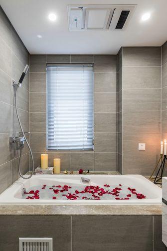 豪华型110平米四室两厅轻奢风格卫生间图片大全