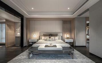 20万以上140平米别墅中式风格卧室装修效果图