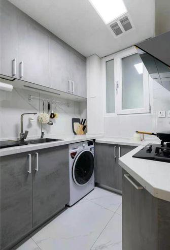 5-10万70平米一室一厅混搭风格厨房设计图