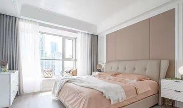 100平米三室两厅法式风格卧室图片
