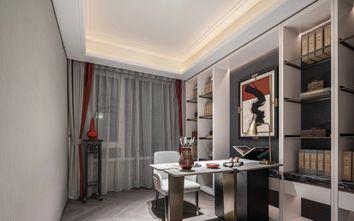 140平米三室一厅中式风格书房装修效果图