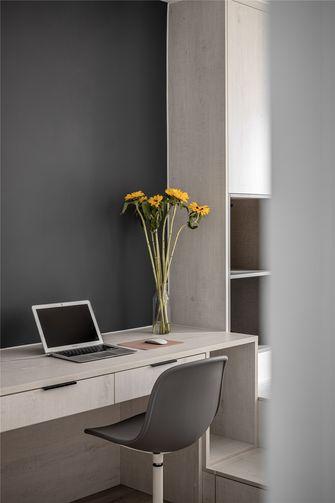 豪华型130平米四室两厅现代简约风格书房装修效果图