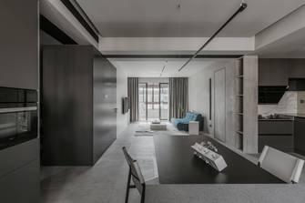 120平米三室两厅工业风风格其他区域装修图片大全