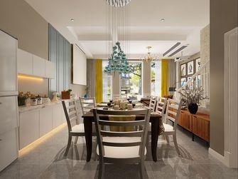 豪华型140平米别墅美式风格客厅图片